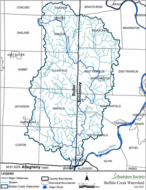Buffalo Creek Watershed