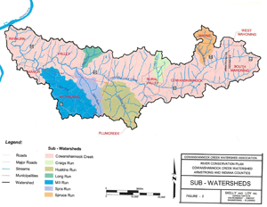 Cowanshannock Creek Watershed