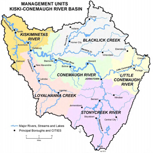 Kiski - Cone Watershed